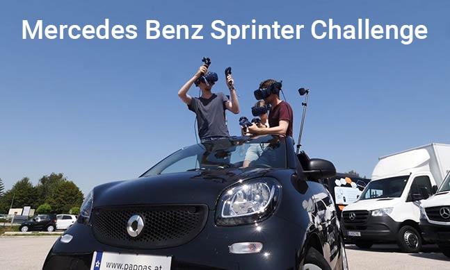 Sprinter Challenge